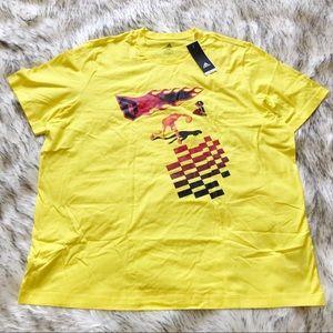 Adidas Dame Crazy Taxi Basketball T Shirt